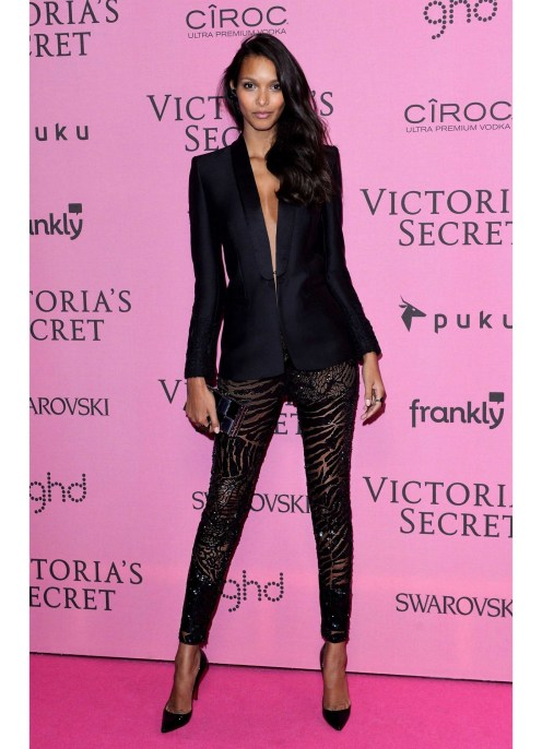 52-Lais-Ribeiro-Victoria'Ssecret-FAshion-Show-After-party-2014