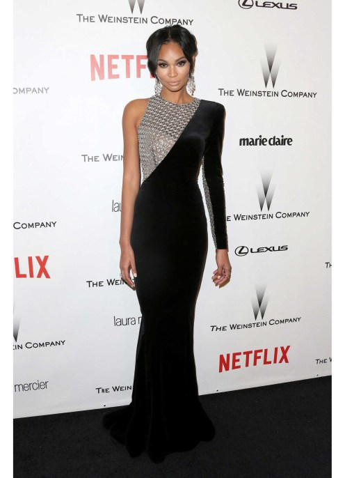 60-Chanel-Iman---2015-Weinstein-Company-And-Netflix-Golden-Globes-After-Party