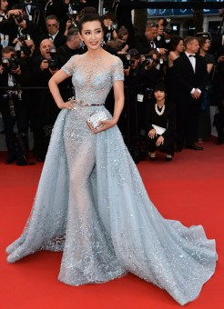 84-Li-BingBing---Premiere-of-The-Sea-of-trees---at-the-68th-Annual-Cannes-International-Film-Festival