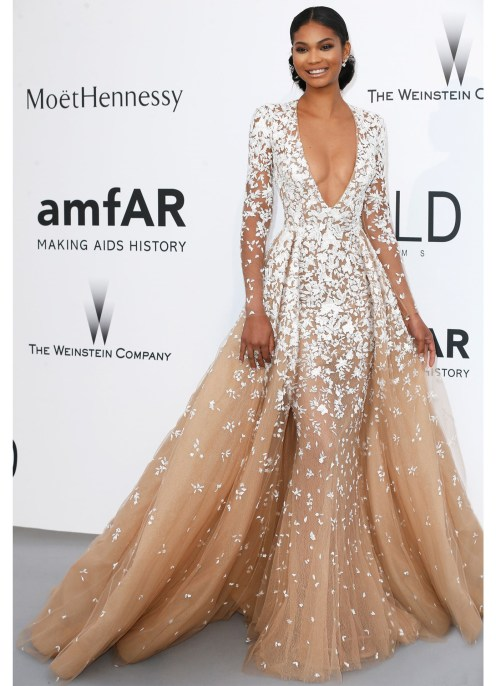 91-Chanel-Iman---Amfar---at-the-68th-Annual-Cannes-International-Film-Festival
